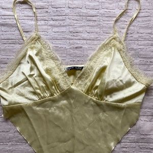 Canary Yellow Camisole